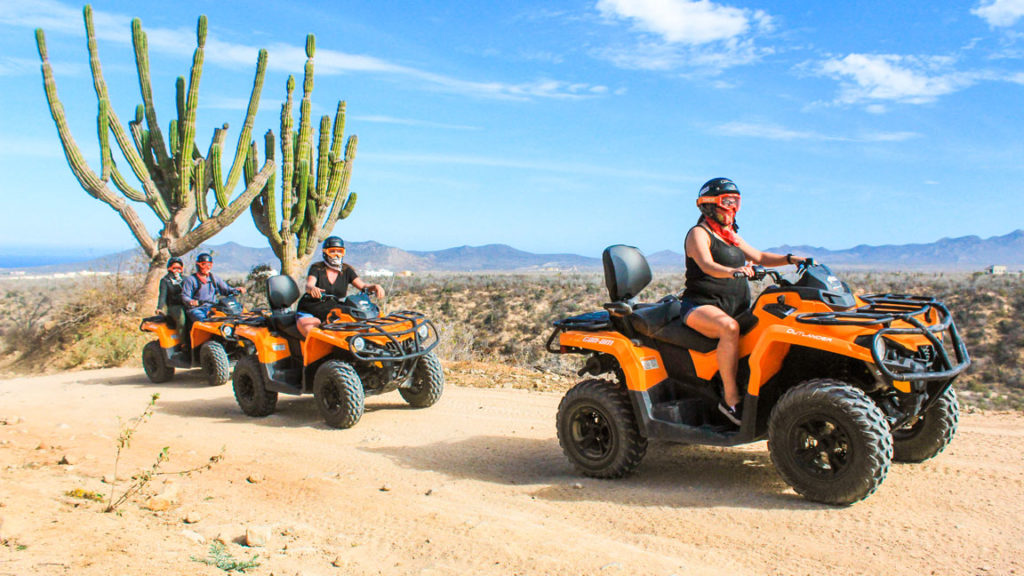 ATV Tour in Los Cabos