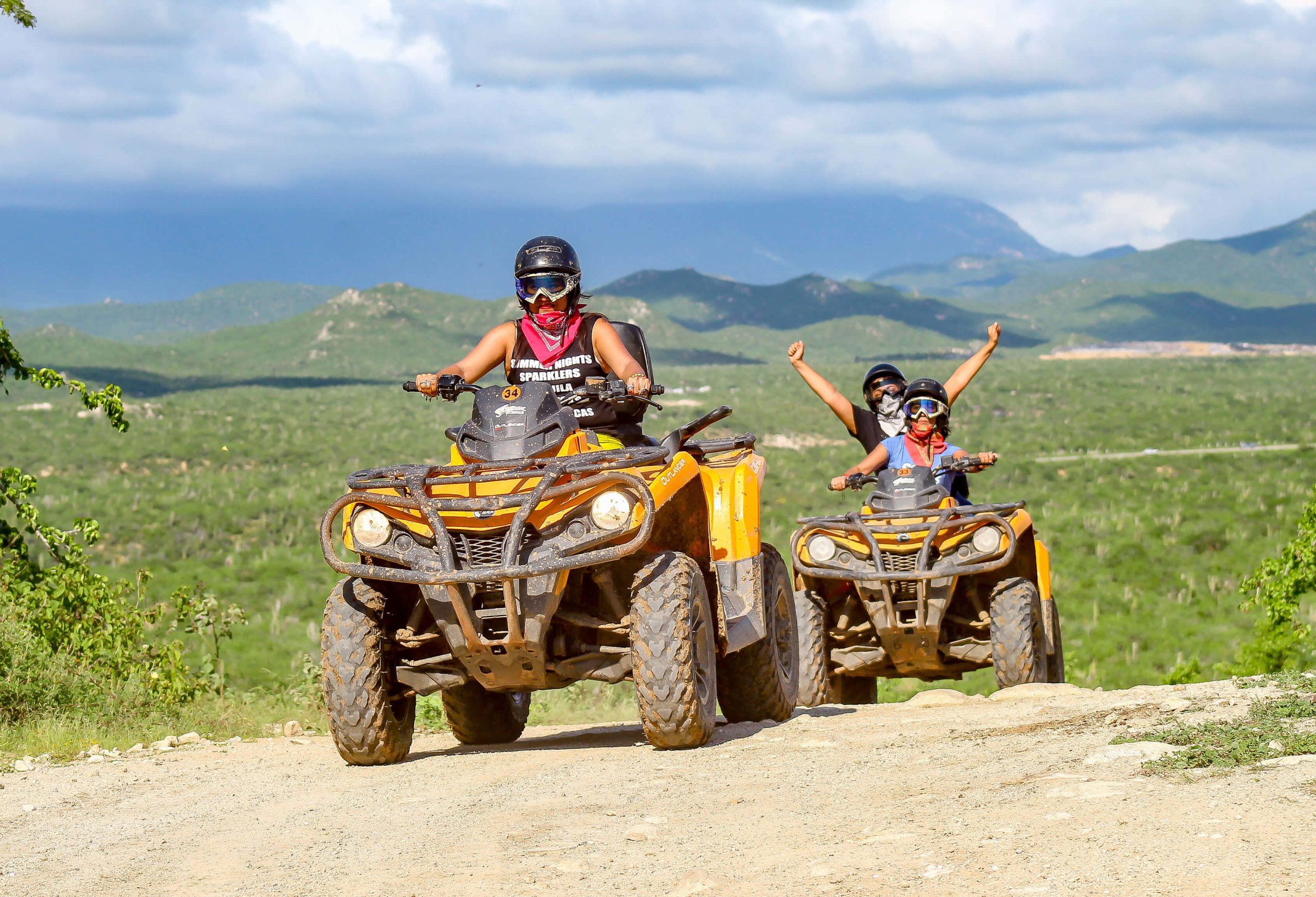 Margaritas ATV Tour